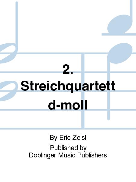2. Streichquartett d-moll