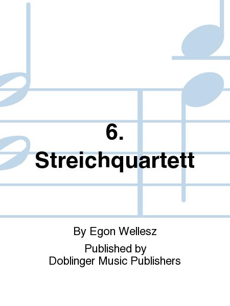 6. Streichquartett