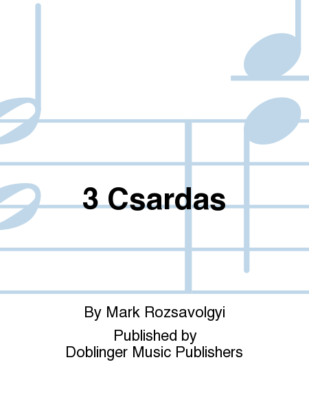 3 Csardas