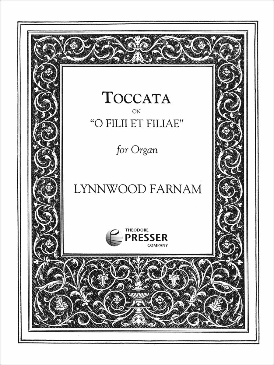 Toccata On