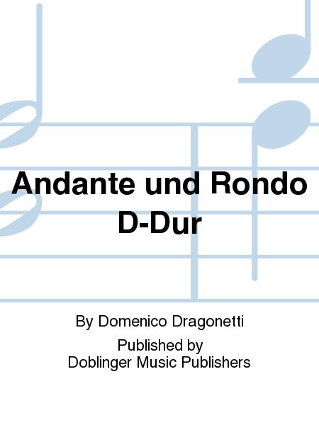 Andante und Rondo D-Dur
