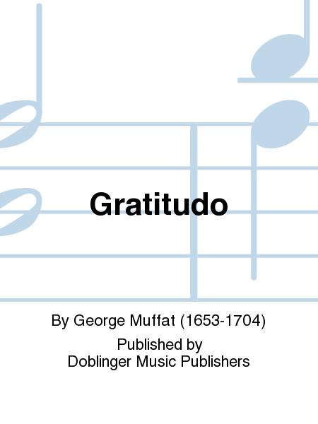 Gratitudo