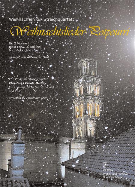 Weihnachten fur Streichquartett Christmas for String Quartet