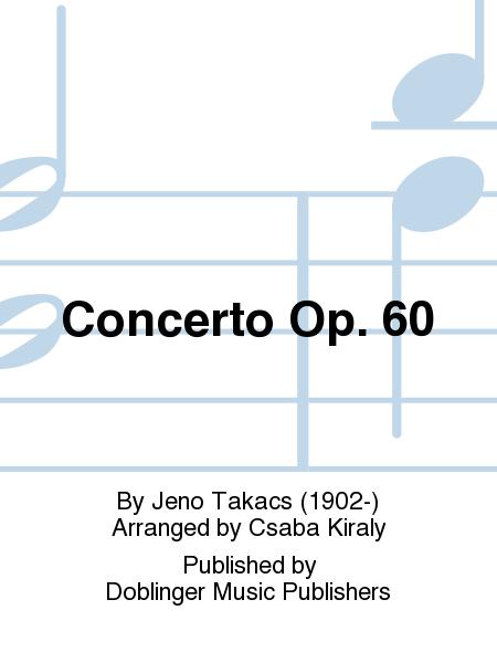 Concerto Op. 60