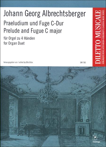 Praludium und Fuge C-Dur