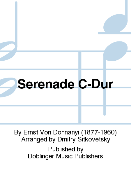 Serenade C-Dur