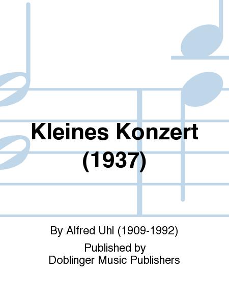 Kleines Konzert (1937)