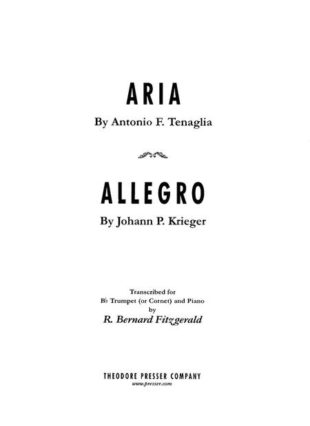 Aria And Allegro