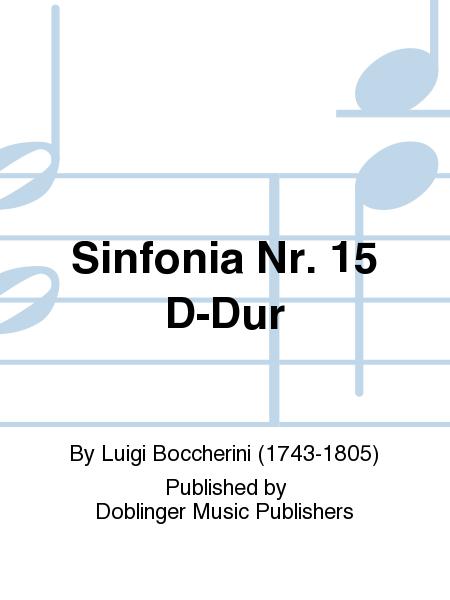 Sinfonia Nr. 15 D-Dur