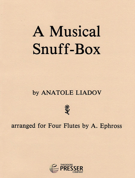 A Musical Snuff-Box