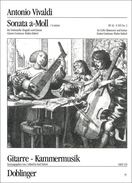 Sonata Nr. 3 a-moll