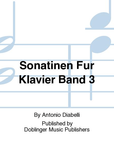 Sonatinen Fur Klavier Band 3