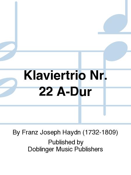 Klaviertrio Nr. 22 A-Dur