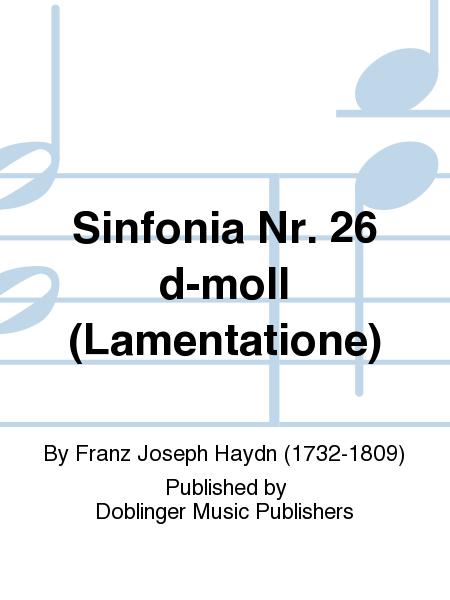 Sinfonia Nr. 26 d-moll (Lamentatione)