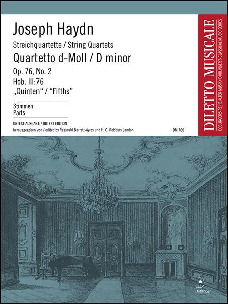 Streichquartett d-moll op. 76 / 2