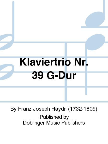 Klaviertrio Nr. 39 G-Dur