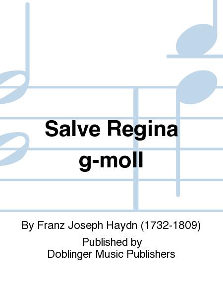 Salve Regina g-moll
