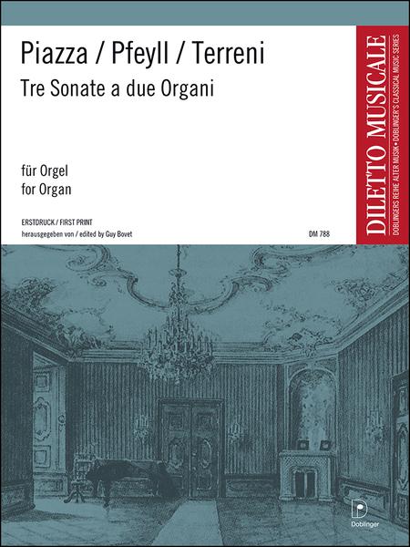 Tre Sonata a due Organi