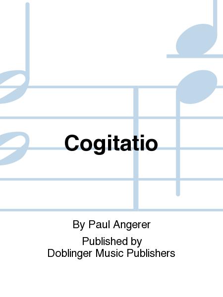 Cogitatio