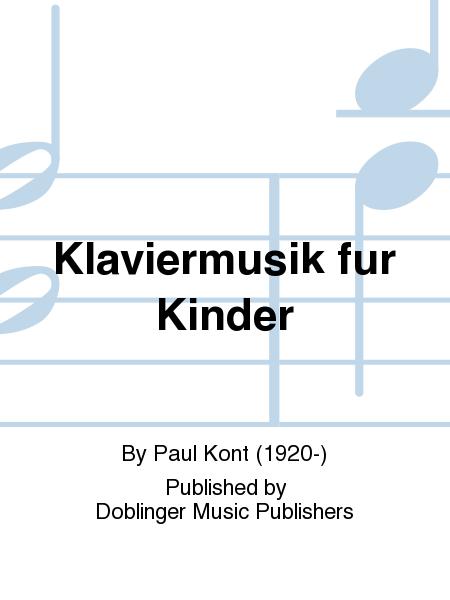 Klaviermusik fur Kinder