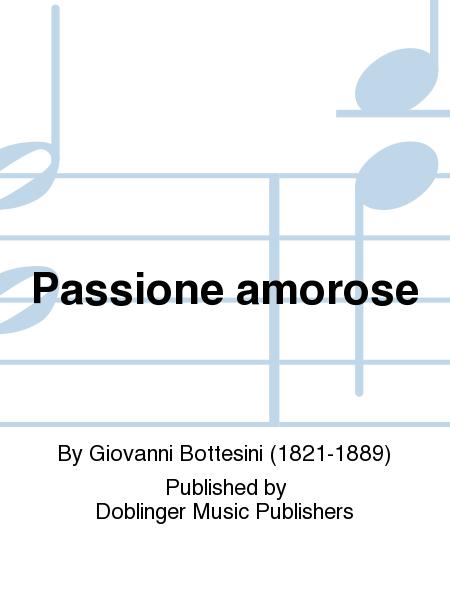 Passione amorose