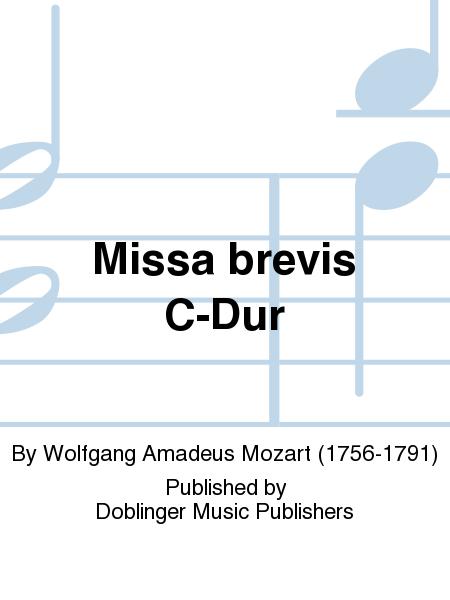 Missa brevis C-Dur