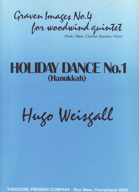 Holiday Dance No. 1 (Hanukkah)