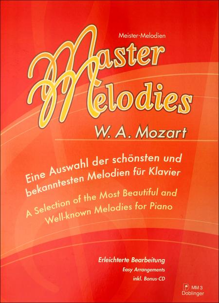 Eine Auswahl der schonsten Melodien, inkl. CD