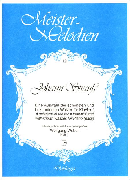 Johann Strauss Heft 1