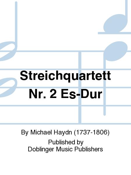 Streichquartett Nr. 2 Es-Dur