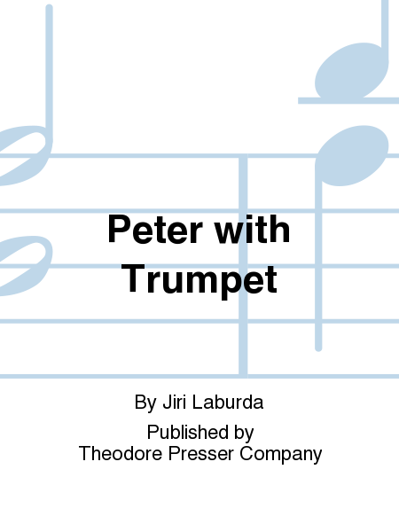 Peter with Trumpet