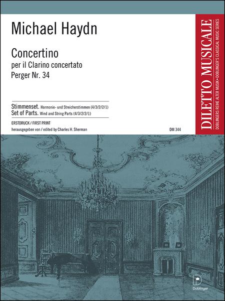 Concertino C-Dur