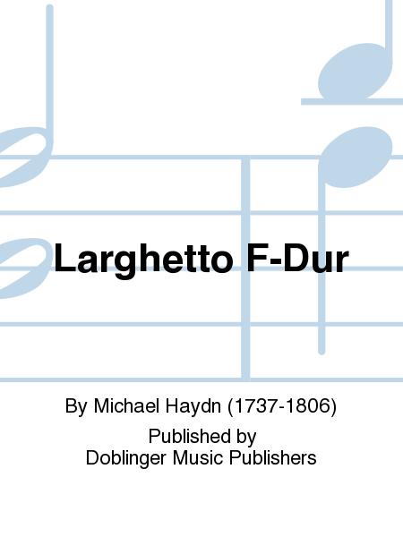 Larghetto F-Dur