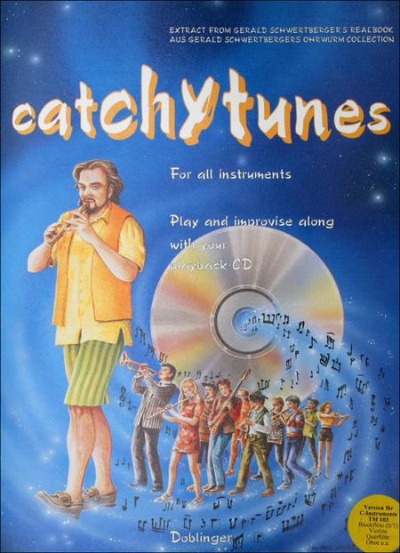 Catchytunes mit Begleit-CD