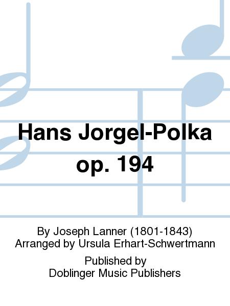 Hans Jorgel-Polka op. 194