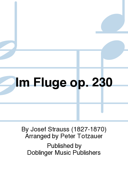 Im Fluge op. 230