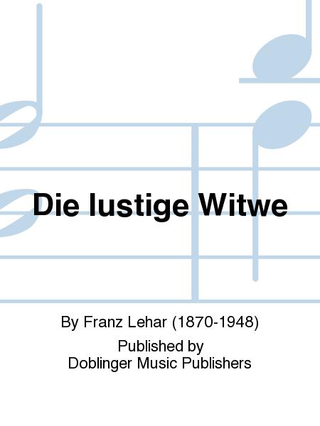 Die lustige Witwe