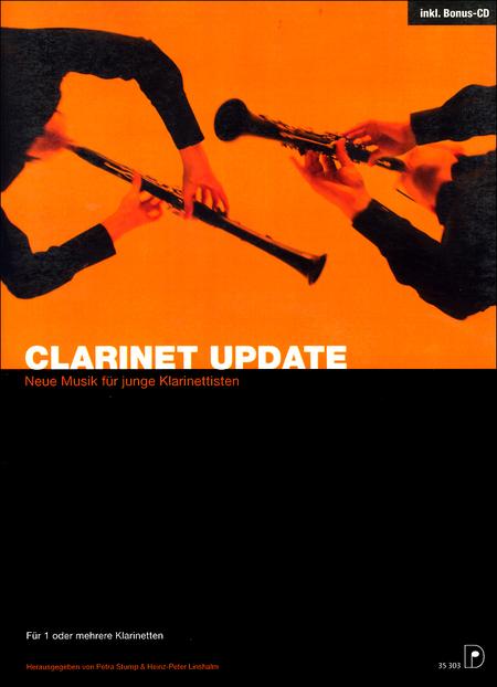 Clarinet Update mit CD