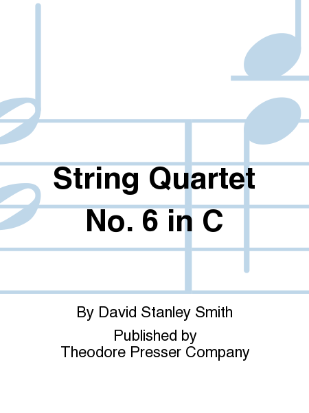 String Quartet No. 6 in C