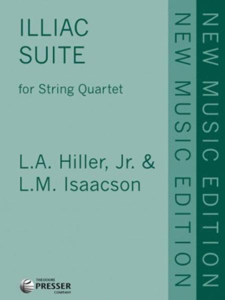 Illiac Suite - Sc And Pts