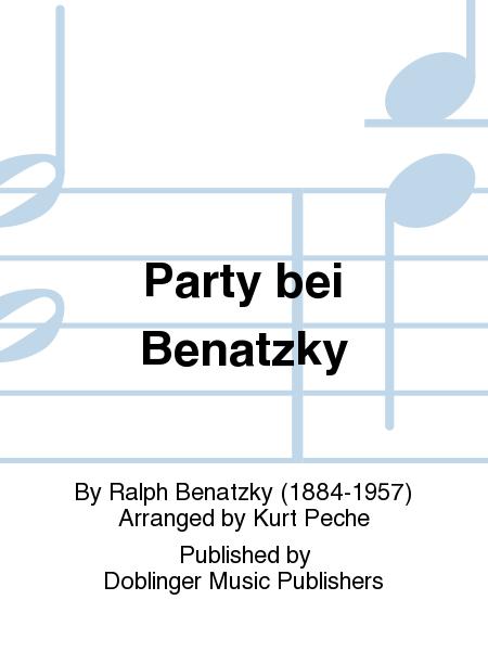 Party bei Benatzky