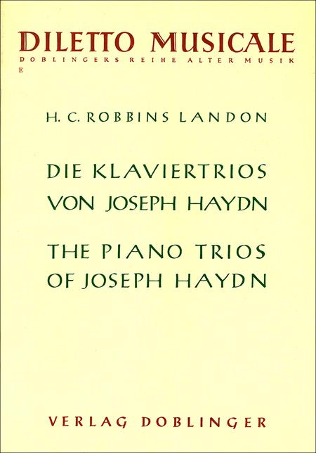 Die Klaviertrios von Joseph Haydn