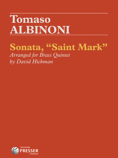 Sonata, Saint Mark