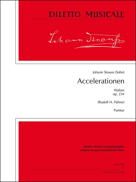 Accelerationen op. 234