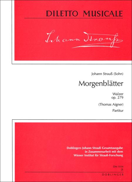 Morgenblatter op. 279