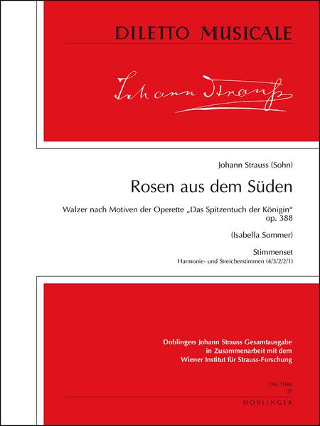Rosen aus dem Suden op. 388