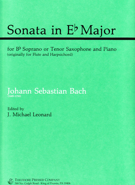 Sonata in Eb Major