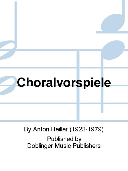 Choralvorspiele