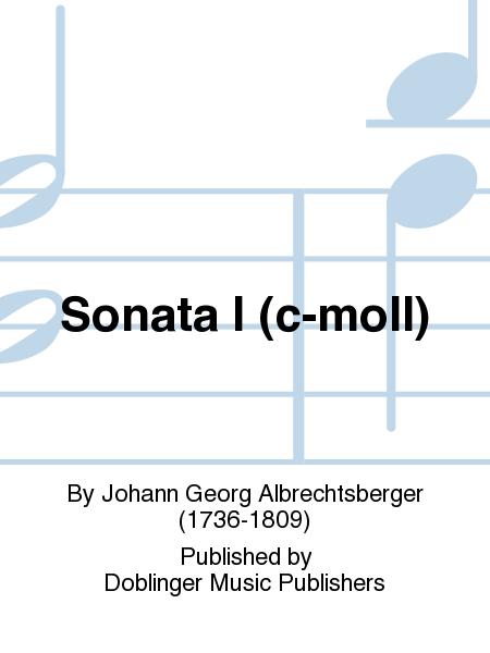 Sonata I (c-moll)