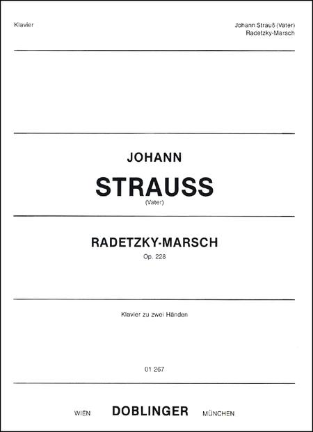 Radetzky-Marsch op. 228